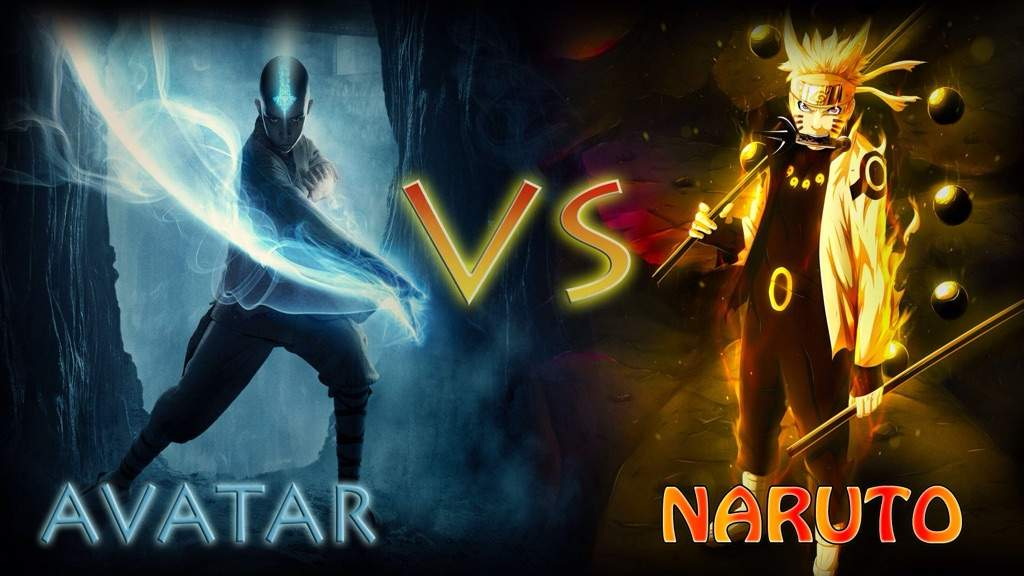 (Who Would Win) Avatar Aang Vs Naruto Uzumaki | Anime Amino Naruto Vs Avatar