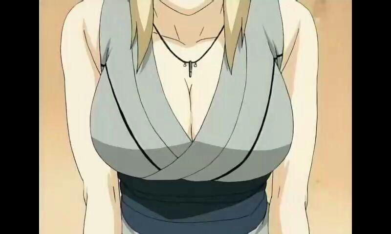 Foto sexy Tsunade