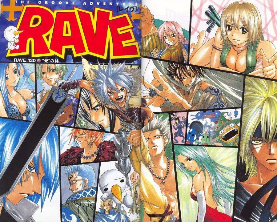I Watched Rave Master A Loooong Time Ago Or At Least Try To Over The Years Tried Watch It But Dropped Every Until Couple