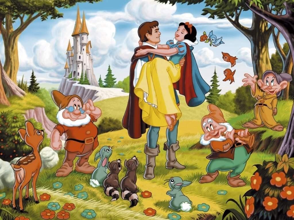 The Snow White theory | Cartoon Amino