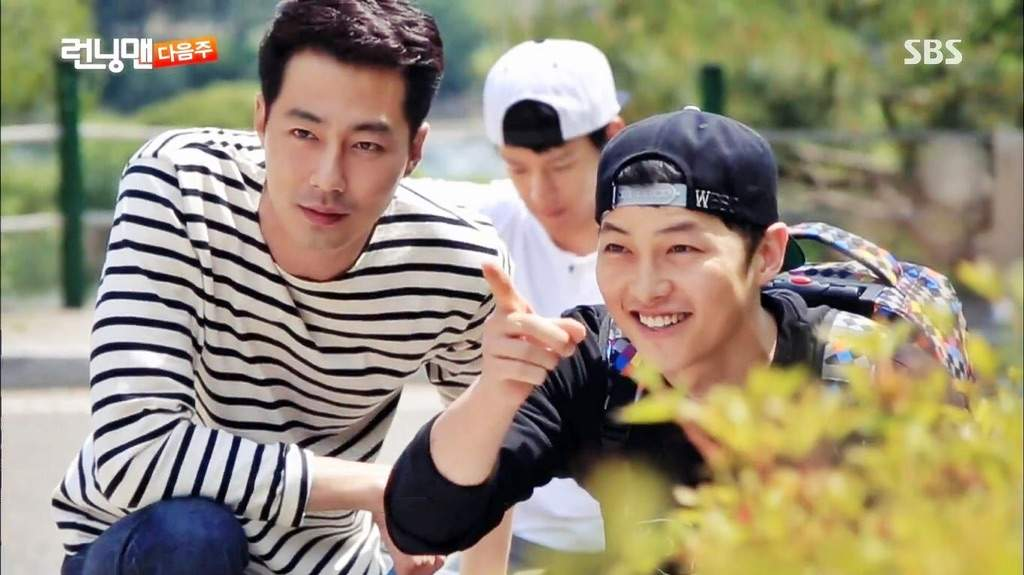 Who are Song Joong Ki's best friends in real life?   K-Drama