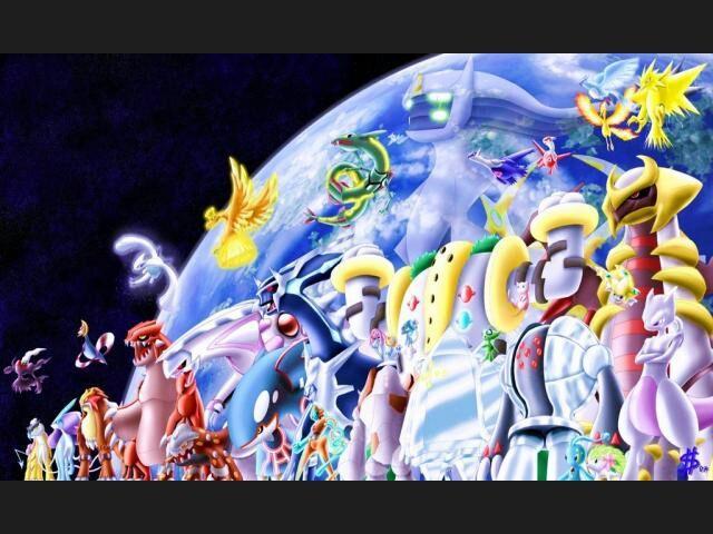 Pokemones Legendarios Pºke Wallpapers Anime Amino