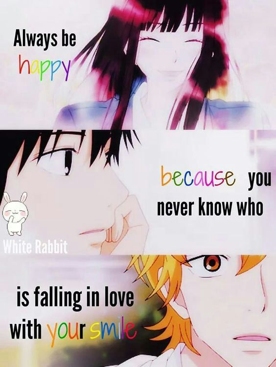 Anime Characters You Fall In Love With : Sad quotes anime amino