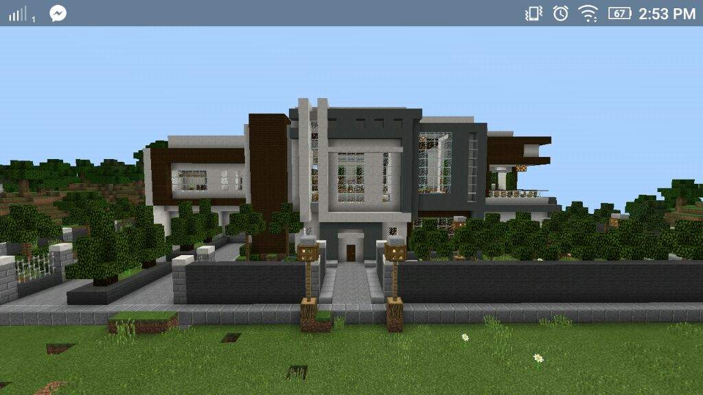Check out my new mansion that i build download link is in the description