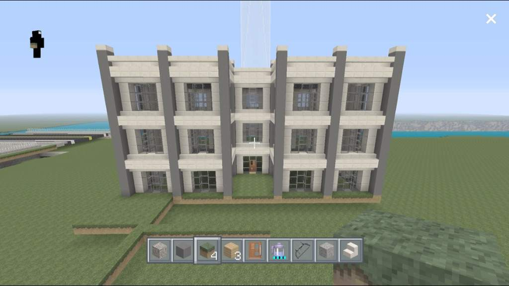 Small Apartment Building