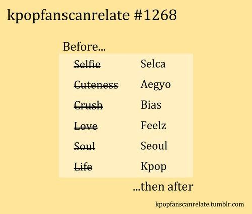 how to know if you area koreaboo