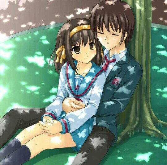 The melancholy of Haruhi Suzumiya | •Anime• Amino