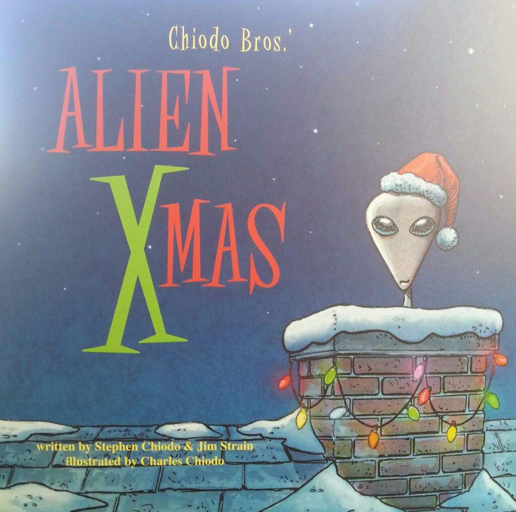 Chiodo Brothers children's book! | Horror Amino