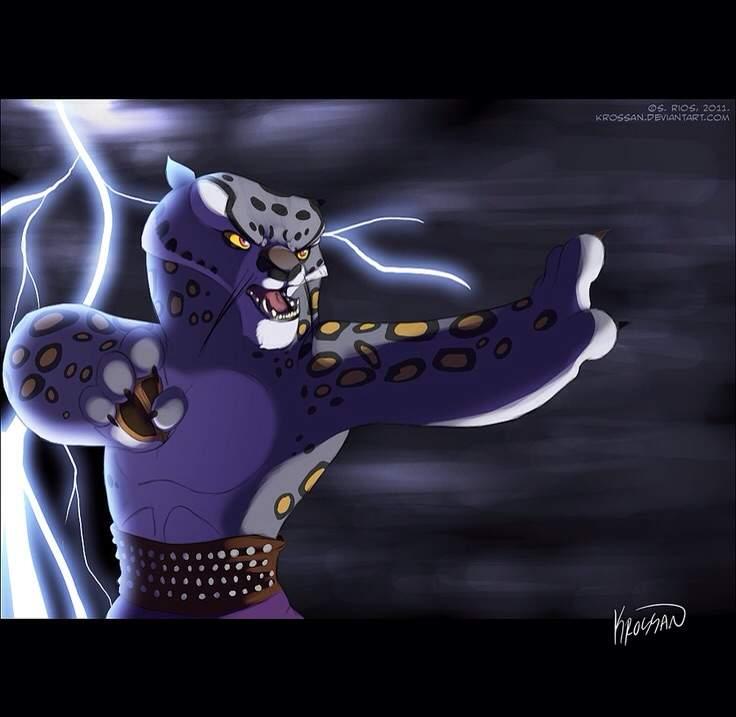 Tai Lung   Wiki   Cartoon Amino