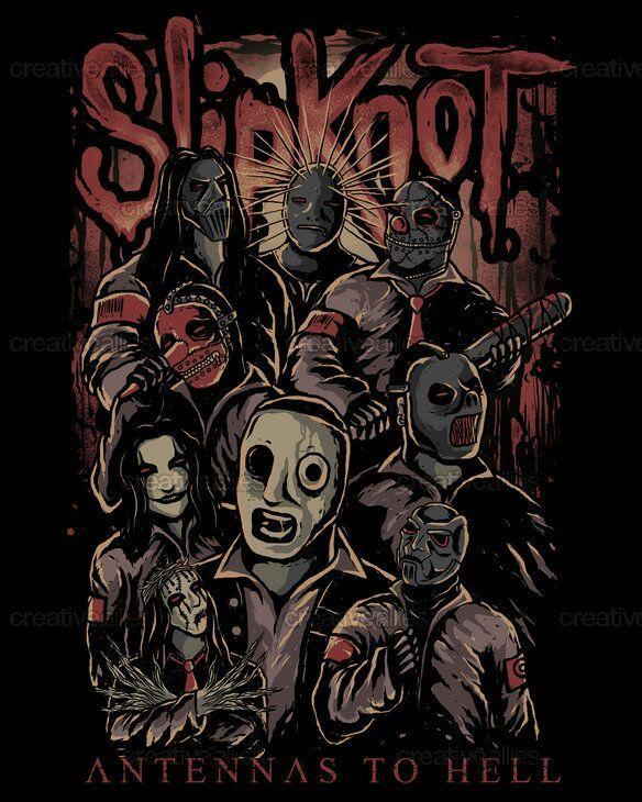 Slipknot Album Brawl | Metal Amino