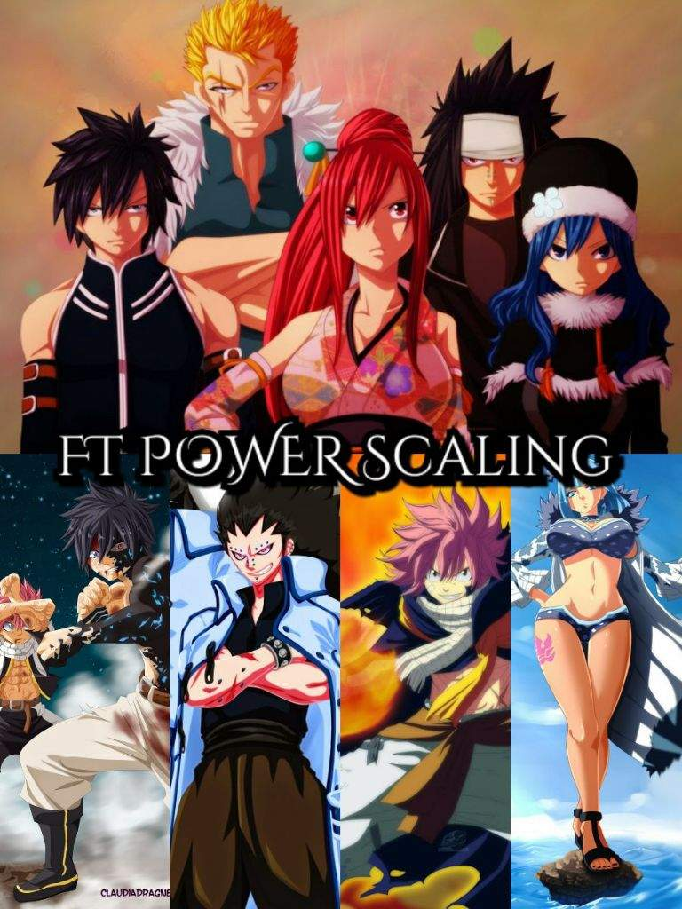 Fairy Tail Power Scaling is it that Bad? | Anime Amino