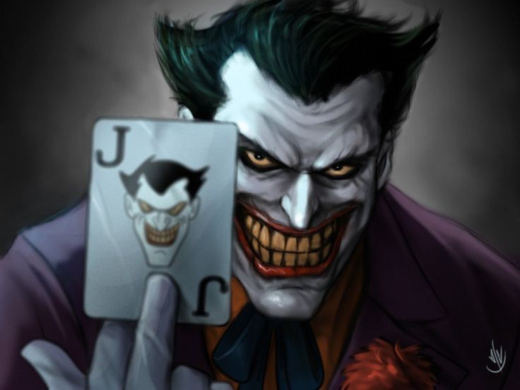 Image result for joker cartoon