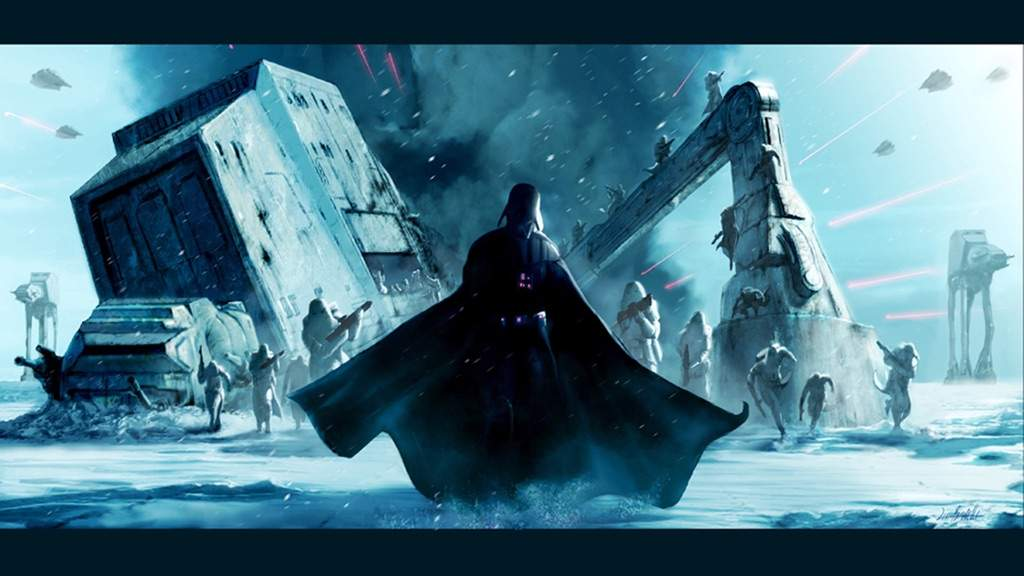 This One Just Shows And Symbolises Power It Pops Into Me How Powerful High Up Vader Was Normally In Star Wars