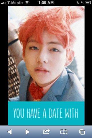 BTS v Hei dating