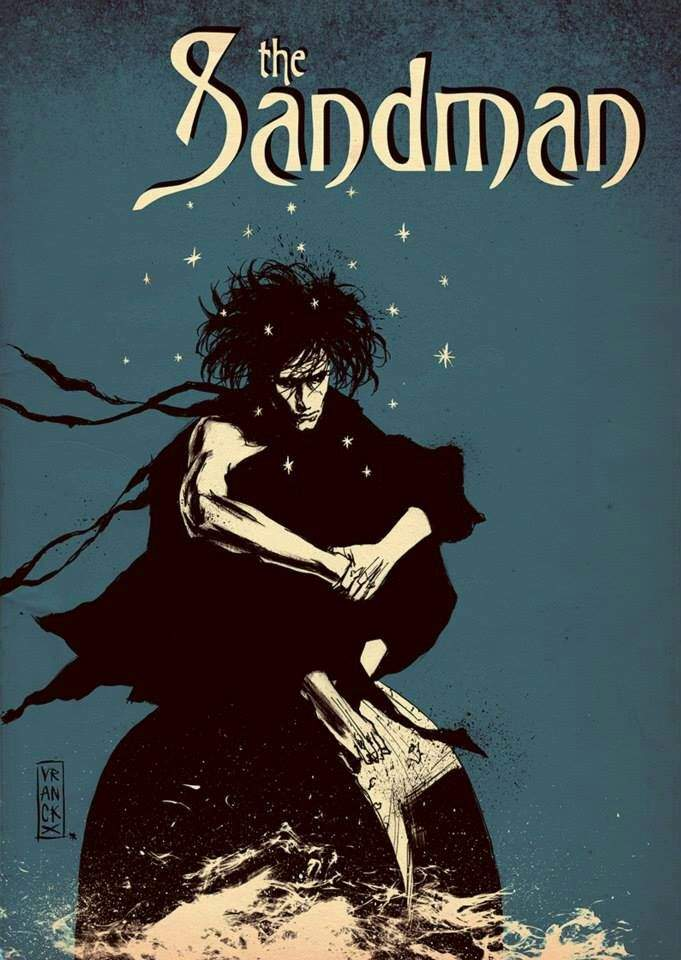 Netflix adaptará The Sandman de Neil Gaiman como serie live-action. | Filosofia Millennial