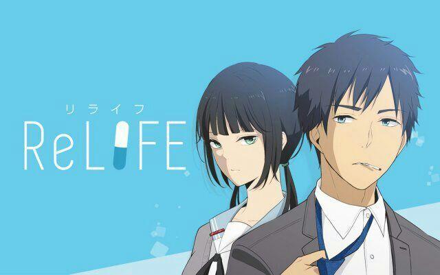 Image result for relife webtoon