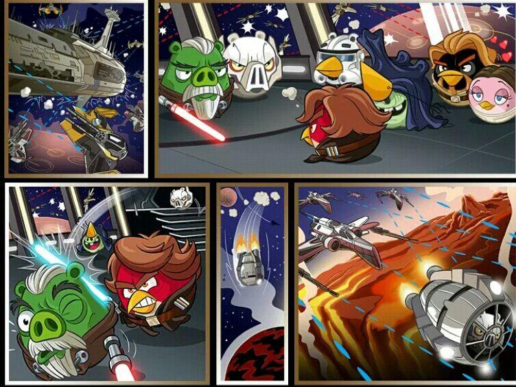 Angry birds Star Wars  Star Wars Amino