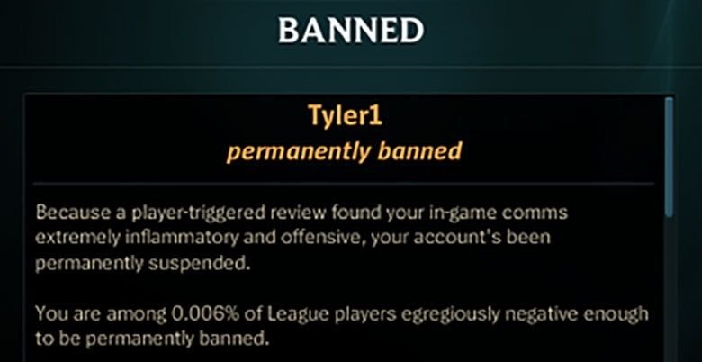Popular Trolling Account Permanently Banned | League Of Legends
