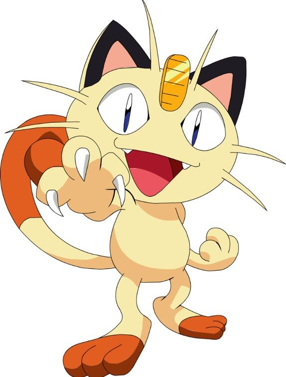 Although Not Particularly Strong Or Popular In The Pokemon Games Anime Has Made Meowth Into A Very Iconic Character Of Franchise
