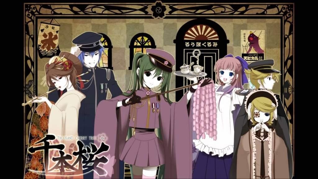 SENBONZAKURA: An Analysis | Vocaloid Amino