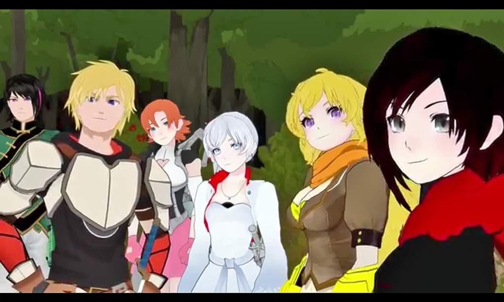 Is Rwby Considered An Anime Anime Amino