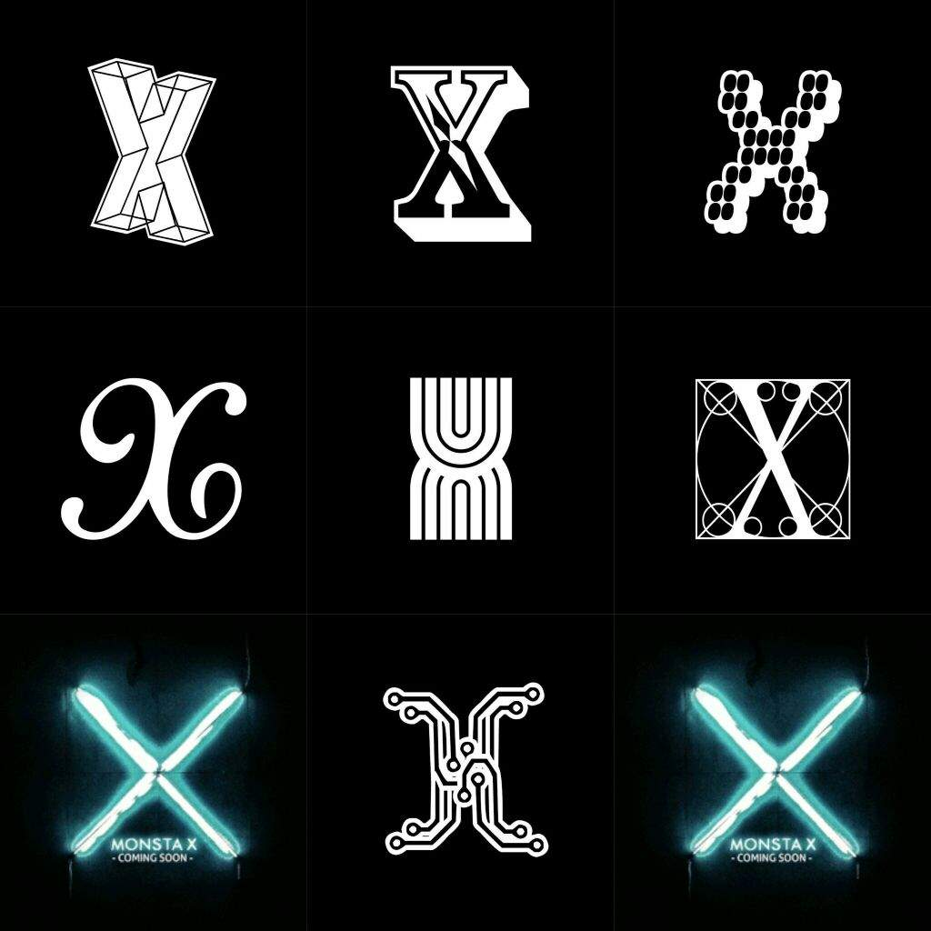 Monsta x music show streamings comeback clues tracklist arent you curious whos foot is who what those xs mean for this concept well obviously they have x in their name sooo biocorpaavc Images