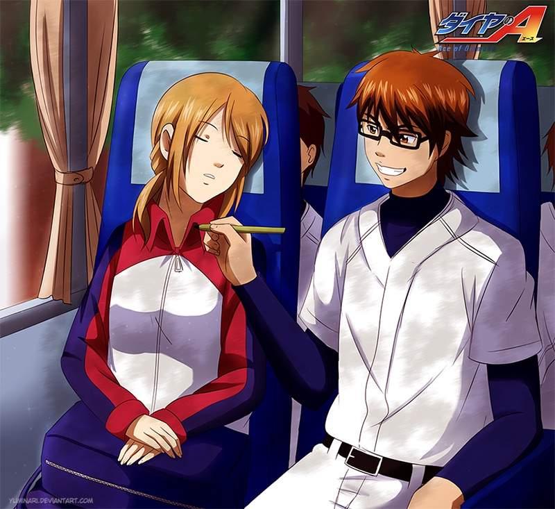 Diamond No Ace Wiki: Kazuya Miyuki💘( Kazucchi) ️