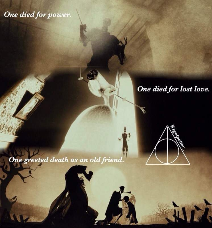 The deathly hallows challenge wiki harry potter amino then he used it to fix his own broken wand that he loved something that was left out of the movie unfortunately m4hsunfo