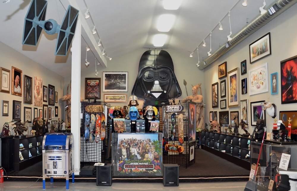 Rancho obi wan star wars amino for Star wars museum california