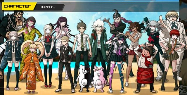 Image result for danganronpa 2 characters