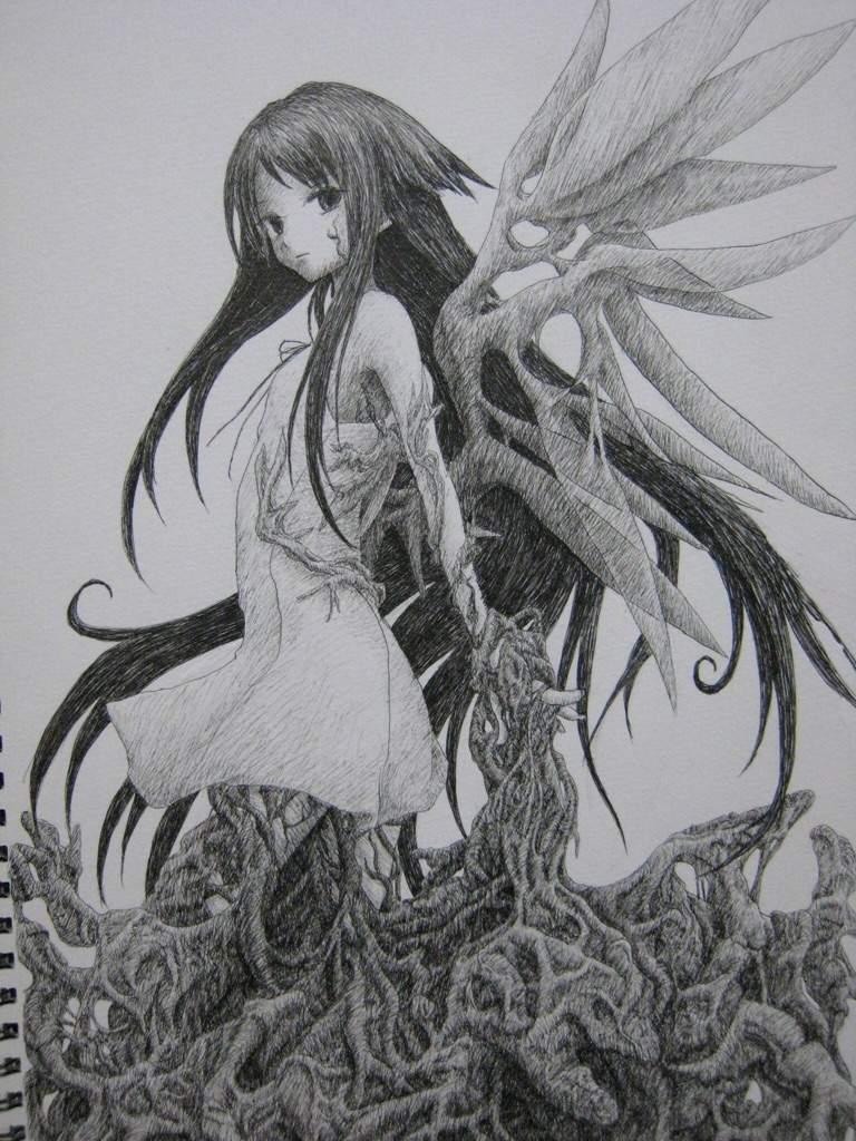 Visual Novel Review: Saya no Uta | Anime Amino
