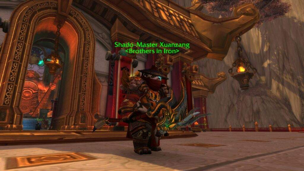 Monk Transmog Perfected Wow Amino