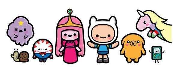 Kawaii anime amino hora de aventura chibi 3 thecheapjerseys Image collections