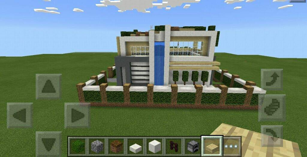 repost please thank you - Tiny Modern House Minecraft