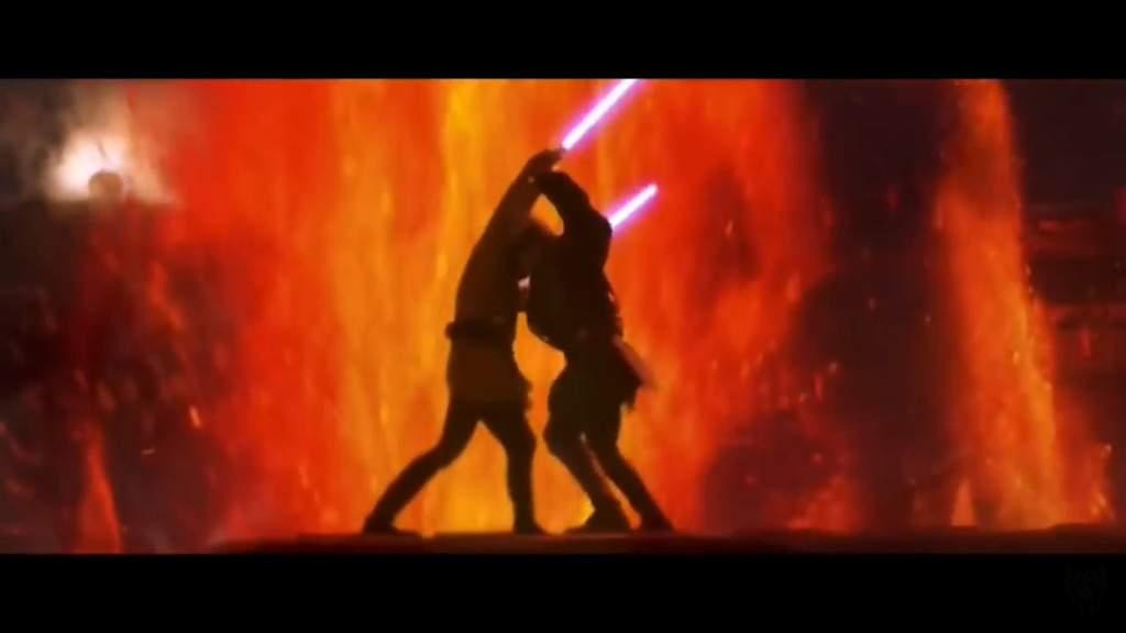 Anakin Vs Obi Wan Fight Breakdown Star Wars Amino