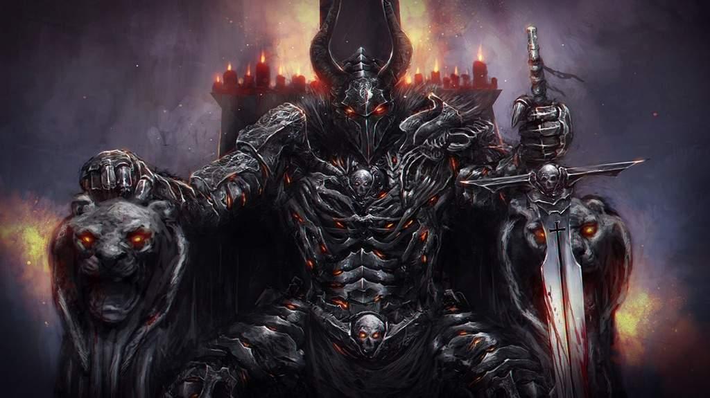 Demon Knight Anime Amino