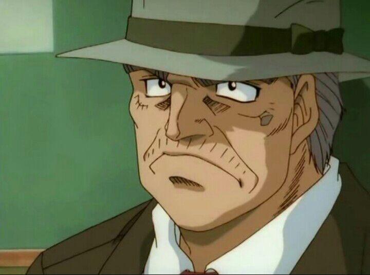 Kamogawa Genji (Character) - Comic Vine