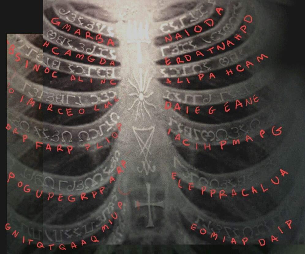 Enochian rib translation | Supernatural Amino
