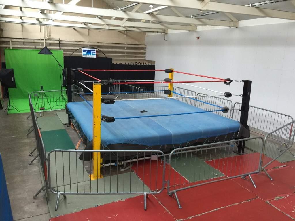 Pro wrestling training school Dundee | Wrestling Amino