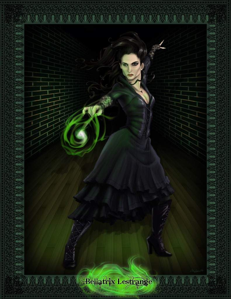 In the Spotlight: Bellatrix Lestrange | Harry Potter Amino