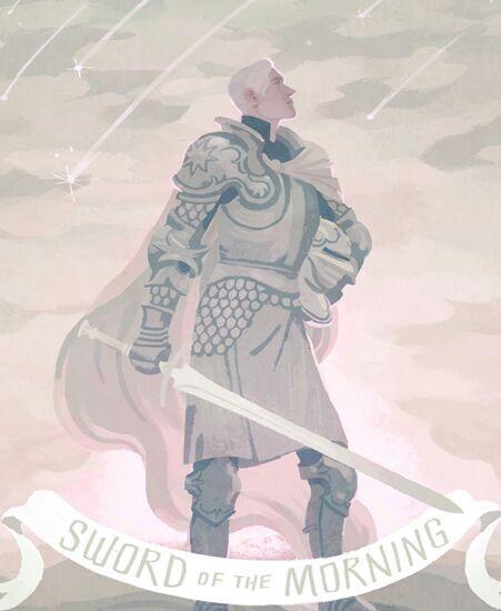 DAWN ~ Ancestral Sword Of House Dayne