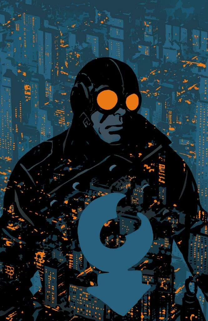 the appreciation of lobster johnson the underrated