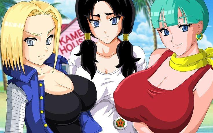 Sexiest Female Dragonball Character  Dragonballz Amino-7492