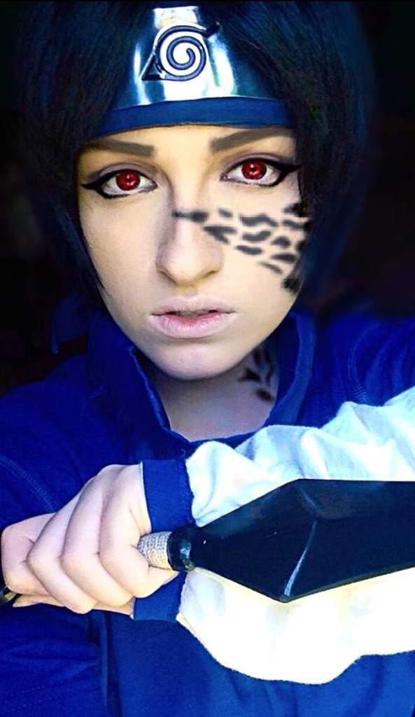 Sasuke uchiha makeup tutorial youtube.