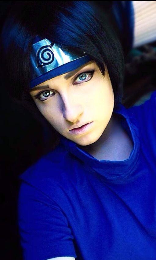 Sasuke uchiha cosplay tutorial youtube.