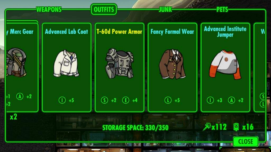Well, my Fallout Shelter has been erased   Had about 190 dwellers
