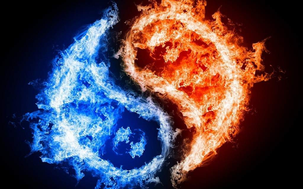 fire and ice explanation