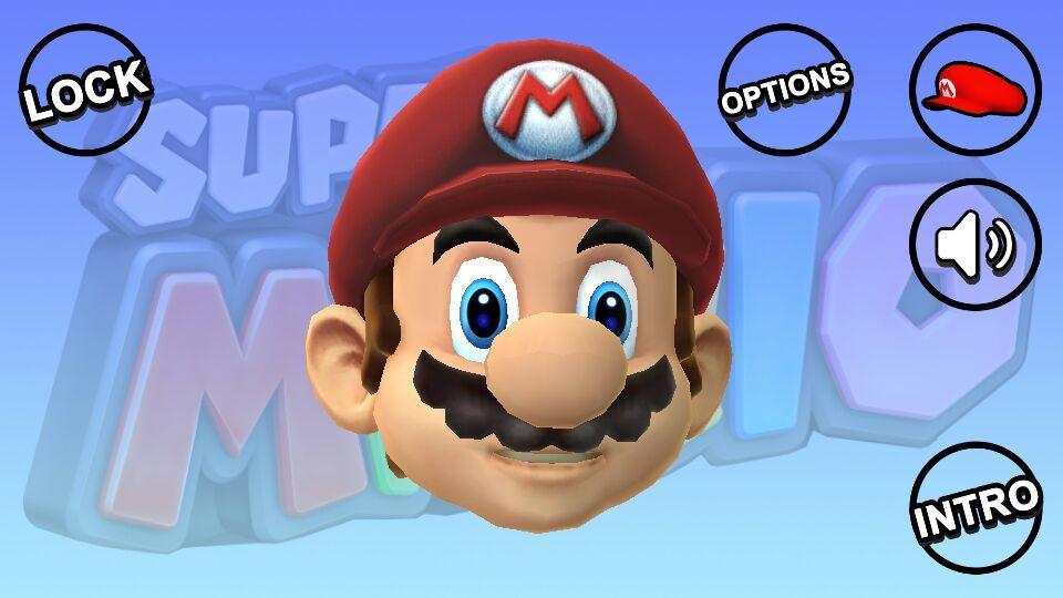 Super Mario 64 head app | Mario Amino