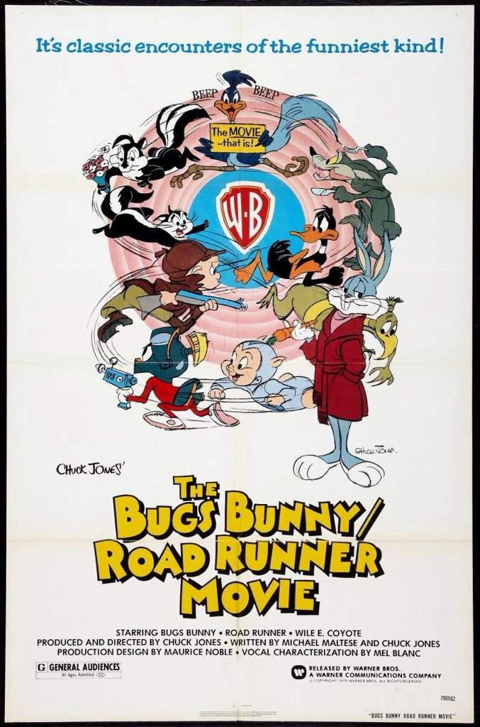 the cartoon revue the bugs bunnyroadrunner movie
