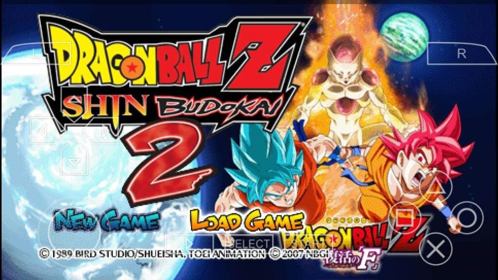 download dragon ball z shin budokai 5 cso
